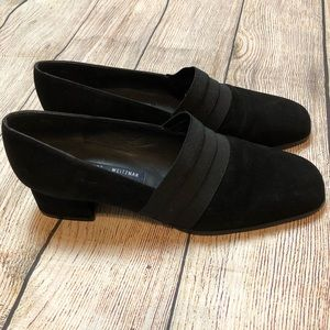 Stuart Weitzman for Russell & Bromley Slip Ons 7.5